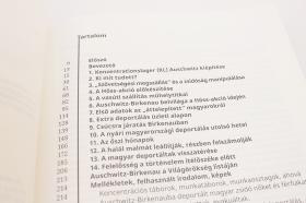 Gyógyíthatatlan Sebek - Magyarok az auschwitz-birkenaui lágerbirodalomban